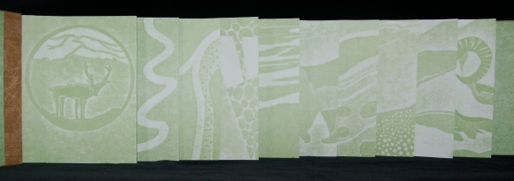 Alaska Book Green - 2