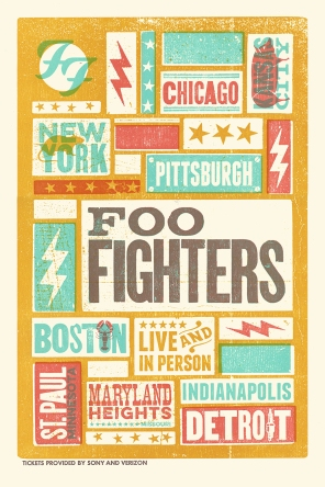 FooFighters_poster
