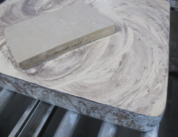 stone-graining