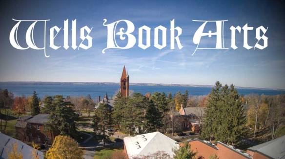 Wells Campus overlooking Cayuga Lake