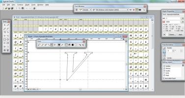 Fontlab-Studio-Screenshot